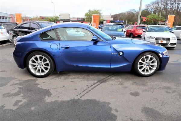 BMW Z4 Coupe  3.0 2007