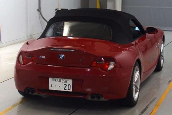 Bmw Z4 M ROADSTER 2007