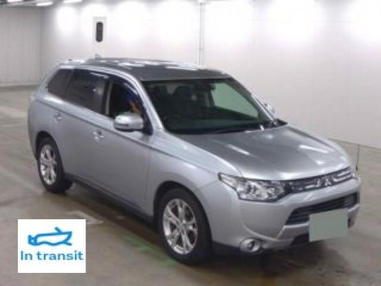 Mitsubishi Outlander 2.4G 4WD 2012