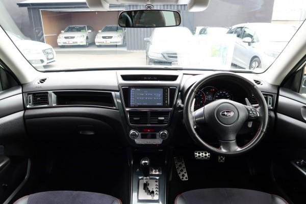 Subaru Exiga 2.5I SPEC 2013