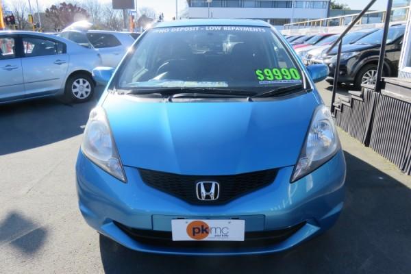 Honda Fit 13G 2008