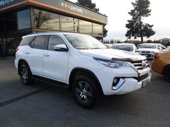 Toyota Fortuner GX 2016