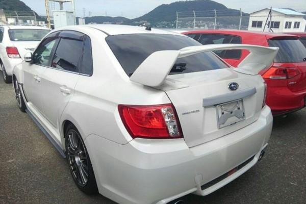 Subaru Impreza WRX STI A-LINE 2011
