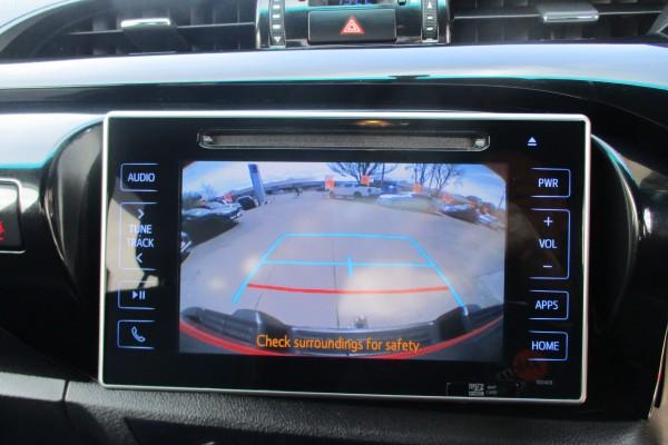 Toyota Hilux SR5 CRUISE 2018