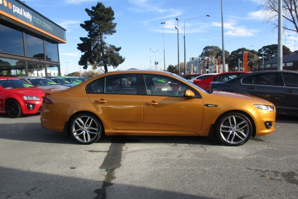 Ford Falcon XR6 FG X 2016
