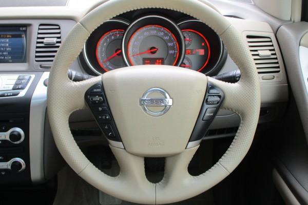 Nissan Murano 250XV FOUR 2008