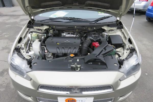 Mitsubishi Galant SUPER EXCE 2007