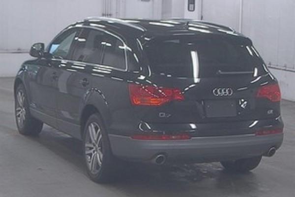 Audi Q7 4.2FSI QUA 2007