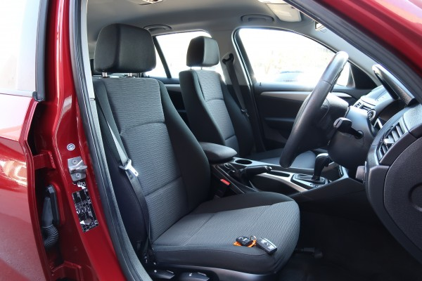 BMW X1 S-DRIVE 18 2011