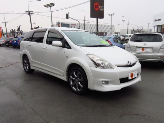 Toyota Wish 2.0Z 2009