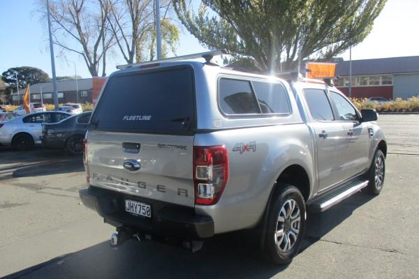 Ford Ranger WILDTRAK 2015