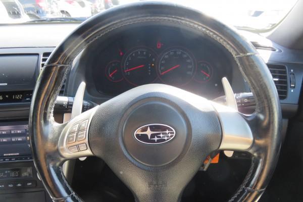 Subaru Legacy 2.0I B SPO 2006