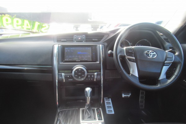 Toyota Mark-X 250G 2010