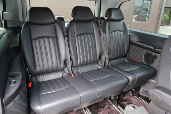 Mercedes-Benz V350 LWB AMBIA 2011