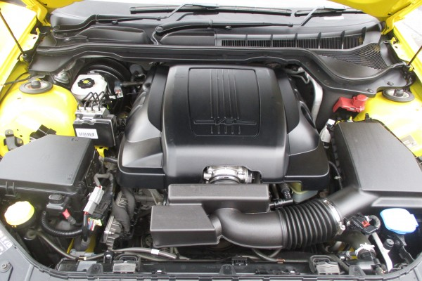 Holden Commodore SV6 Z 2013