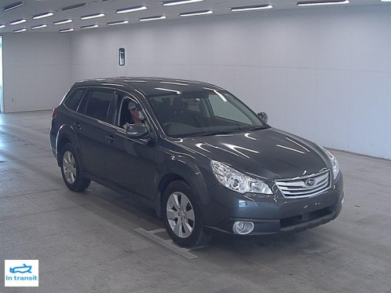 Subaru Outback 2.5I AWD 2010
