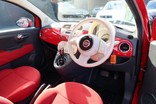 Fiat 500 1.2 8V POP 2010