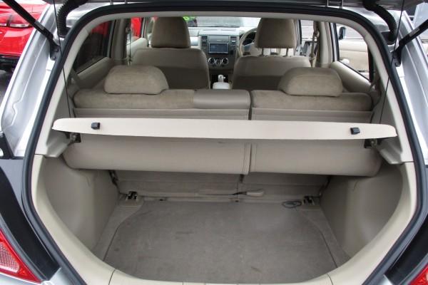 Nissan Tiida 18G 2006