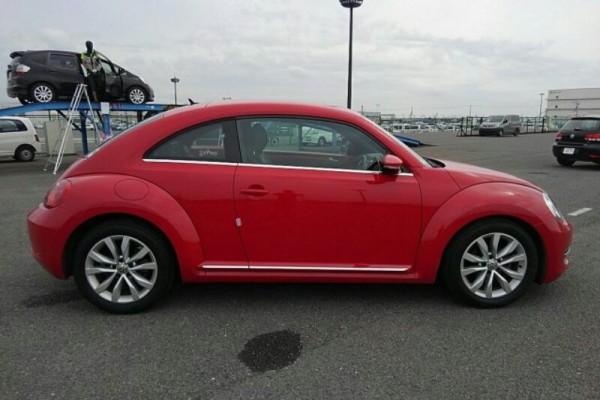 Volkswagen Beetle LEATHER P 2012