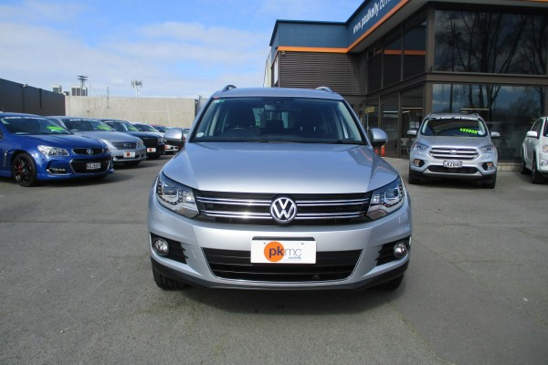 Volkswagen Tiguan 1.4TSI 2013