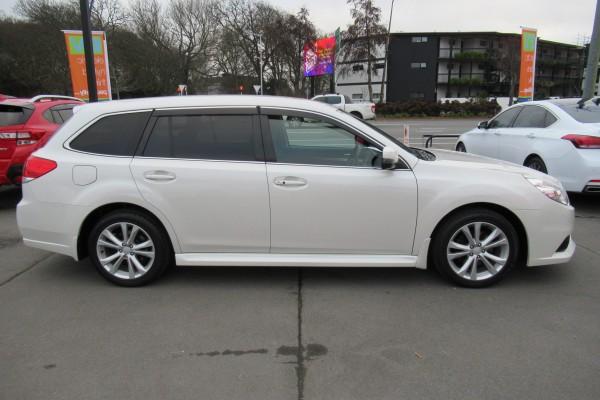Subaru Legacy 2.5I S EYE 2012