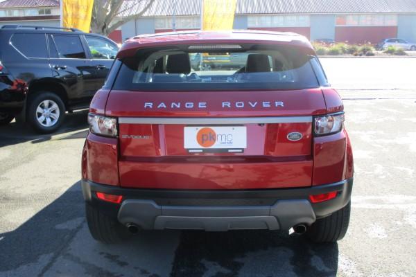 Land Rover RANGE ROVER EVOQUE 2.0I PURE 2015