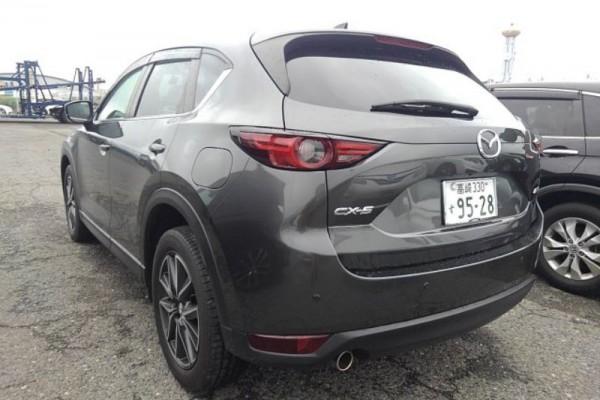 Mazda CX-5 20S 2017