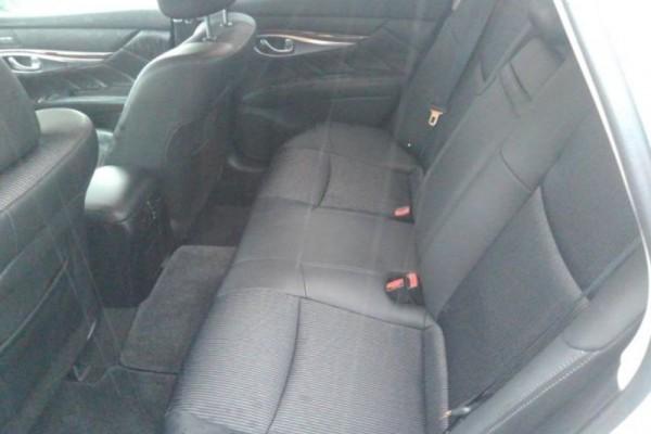 Nissan Fuga HYBRID 2013