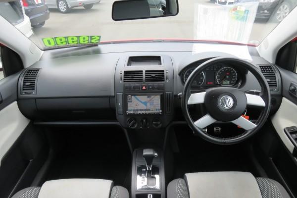 Volkswagen Cross Polo 2008