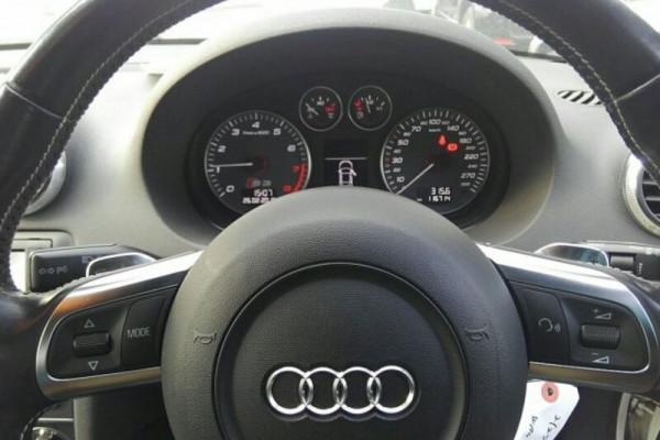 Audi S3 4WD TURBO 2010