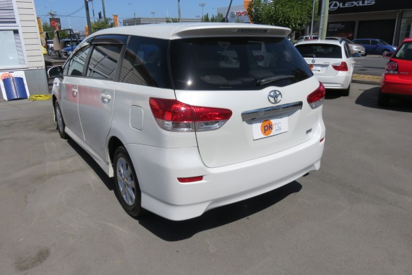 Toyota Wish 2.0G 2009