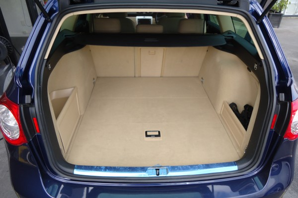 Volkswagen Passat 3.2 4MOTIO 2009