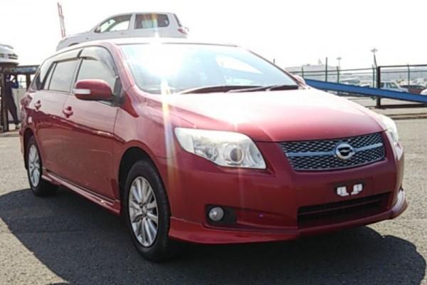 Toyota Corolla Fielder 1.5X AERO 2006