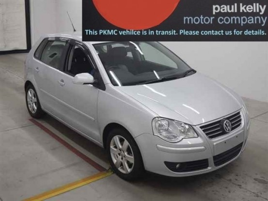 Volkswagen Polo 1.6 SPORT 2008