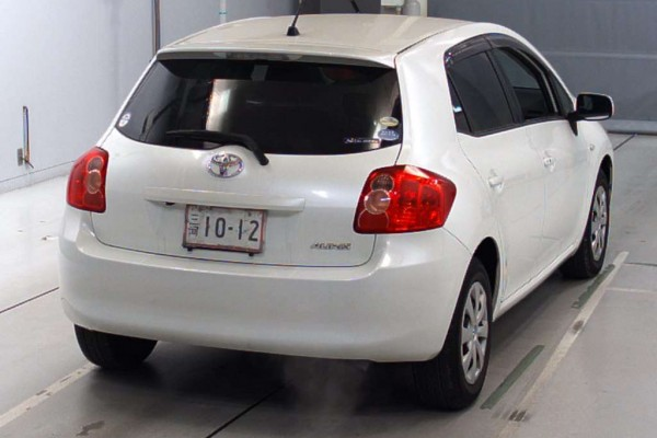 Toyota Corolla Auris 150X 2008