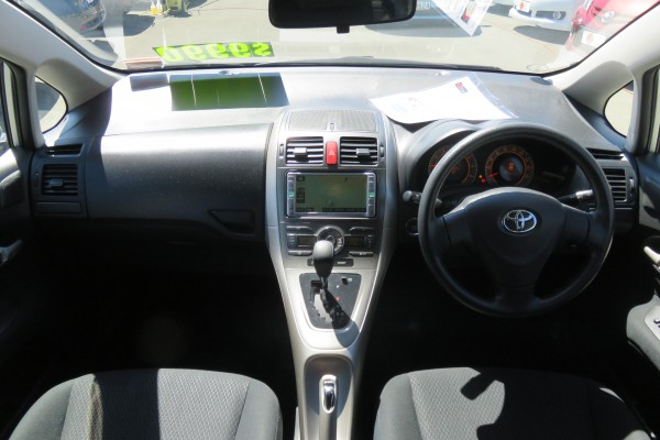 Toyota Corolla Auris 180G 2007