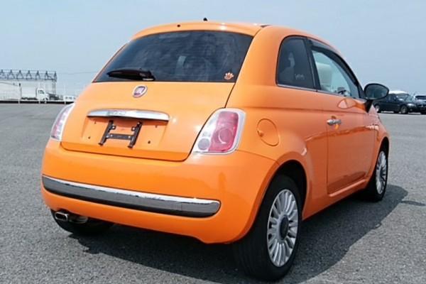 Fiat 500 1.2 ARANCI 2010