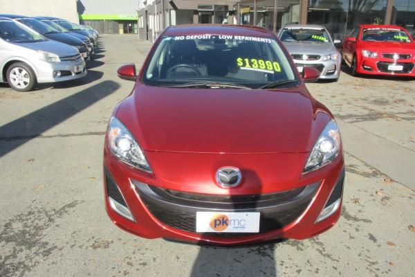 Mazda Axela 20S 2011