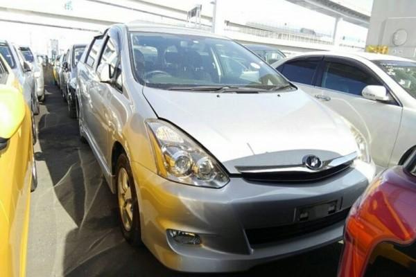 Toyota Wish 1.8X AERO 2007