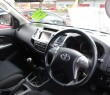 Toyota Hilux SR5 2014