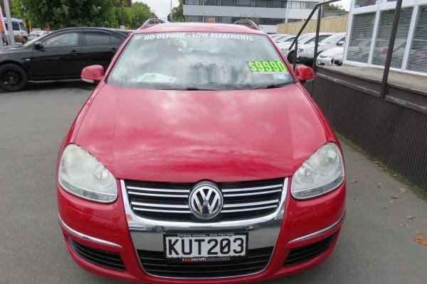 Volkswagen Golf TSI VARIAN 2008