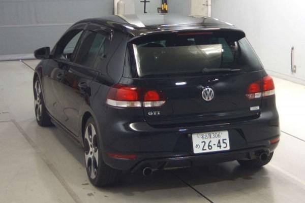 Volkswagen Golf GTI DCC 2011