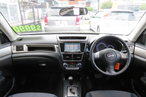 Subaru Exiga 2.0I-S 2WD 2008