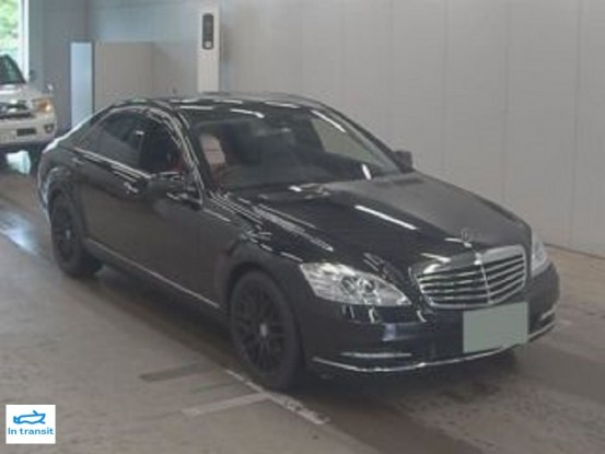 Mercedes-Benz S 550  2010