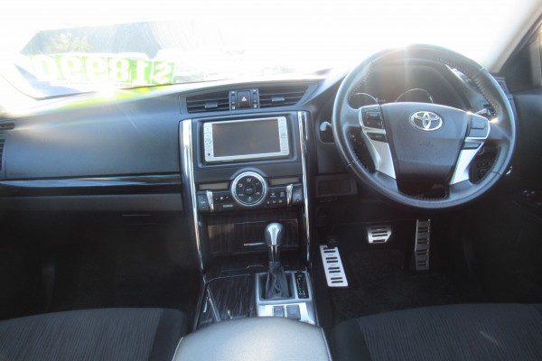 Toyota Mark-X 350S 2009