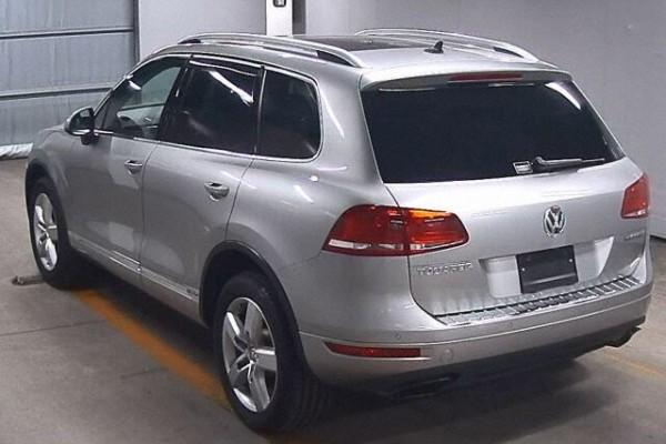 Volkswagen Touareg HYBRID AWD 2011