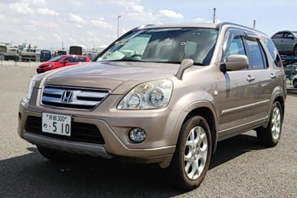 Honda CR-V 4WD 2005