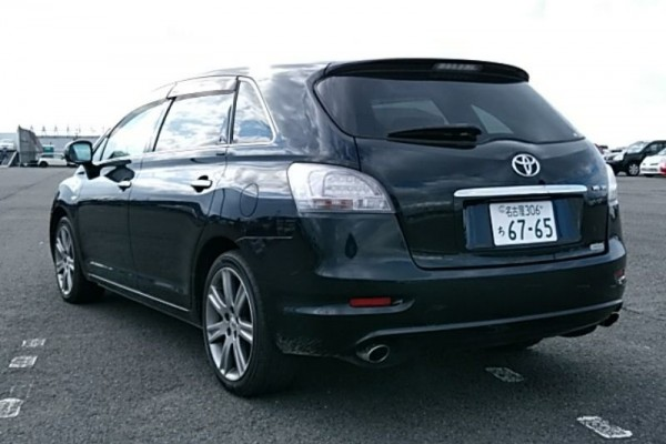 Toyota Mark-X ZIO 2008