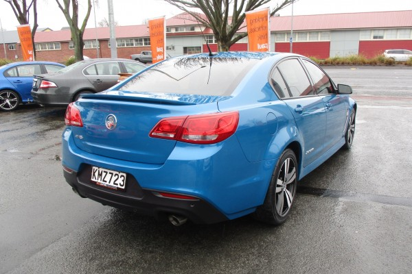 Holden Commodore STORM 2014
