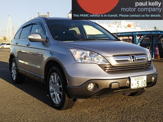 Honda CRV ZX 4WD 2007